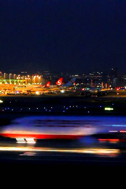"""Istanbul"" Is the World's Largest Airport"