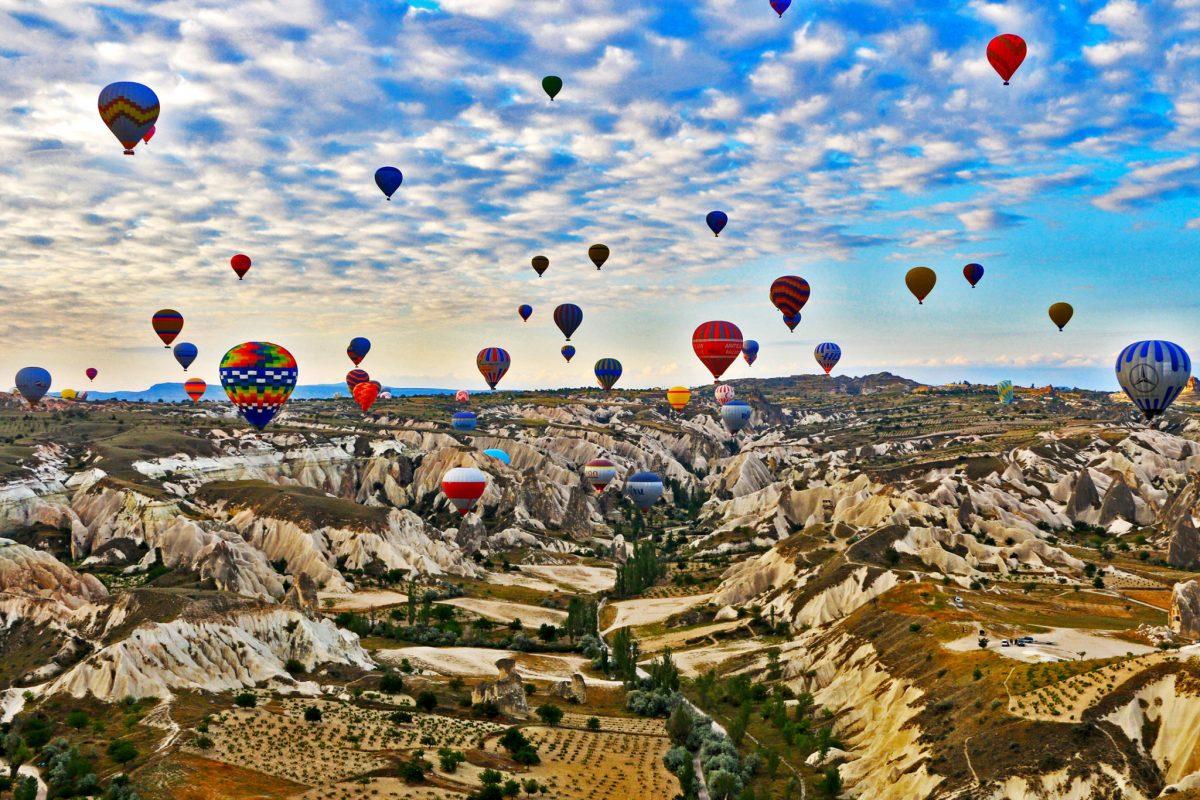 Turkey's Tourism Revenues in the Last Quarter of 2018