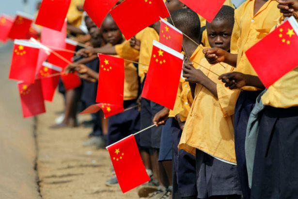 Afrika'da Çin sömürgeciliği