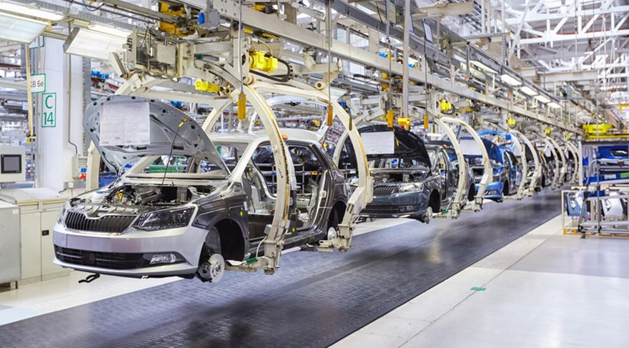 Turkey's auto industry produces and exports