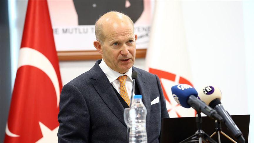 İngiltere ve Türkiye ticaret hacmini artırmalı