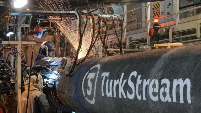 TürkAkım'da ilk gaz sevkiyatı Aralık'ta