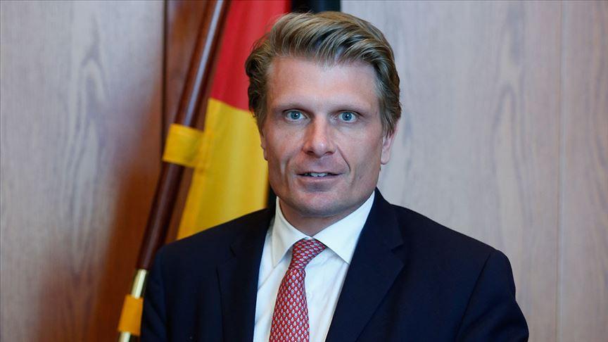 """""""Türkiye ve Almanya'nın iş birliği potansiyeli muazzam"""""""