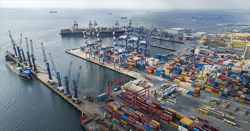 Türkiye'nin ihracatının yüzde 10'u Almanya'ya