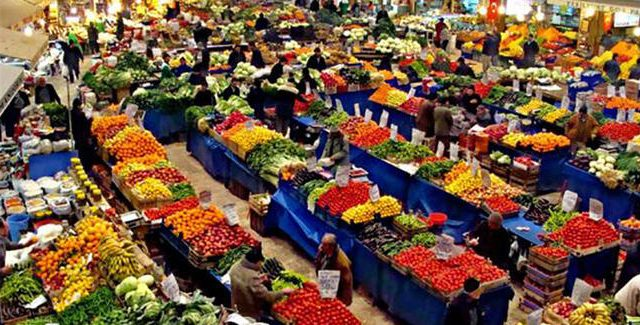 Küresel gıda fiyatları Haziran'da geriledi