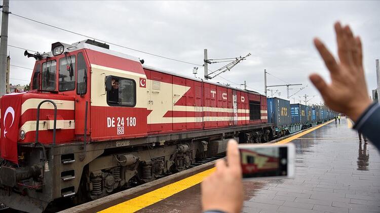 Rusya ile ticarette 'demir yolu' atağı