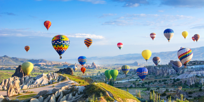 Turizmde 2023 hedefi 65 milyar dolar