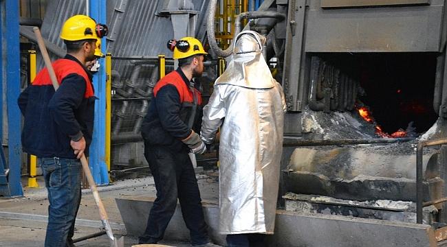 Mega projelerde yerli çelik hedefi