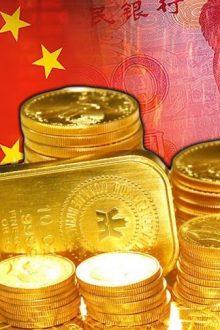 Çin'den ABD'ye altın darbesi