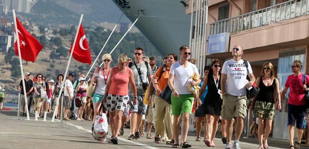 Yabancı ziyaretçi sayısı yüzde 16,67 arttı!