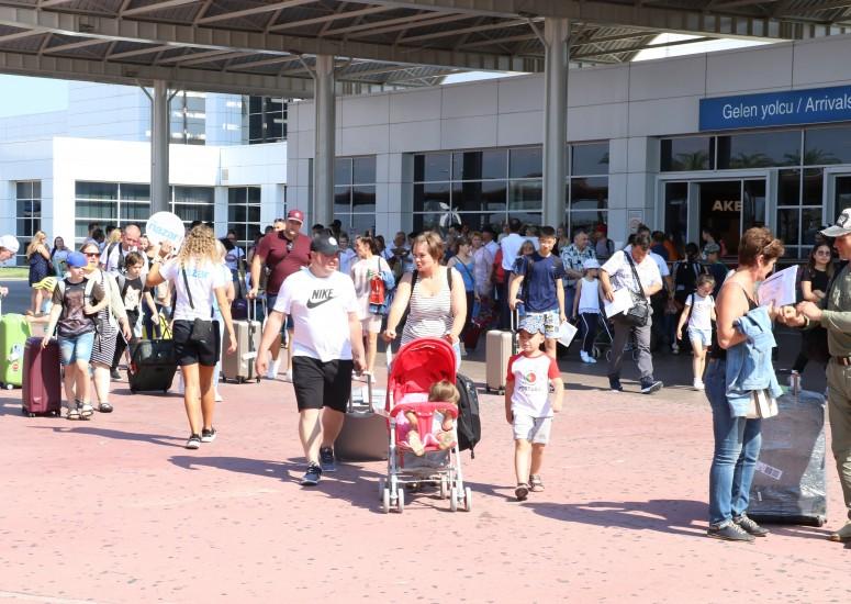 Antalya turizmde rekor üstüne rekor kırıyor!
