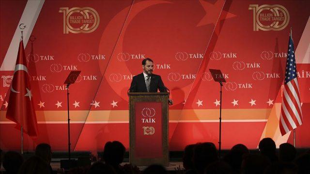 """""""Türkiye yatırımcılar için halen güvenli liman olmayı sürdürüyor"""""""