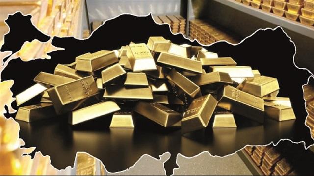 Türkiye Ağustos'ta da altın rezervlerini artırdı