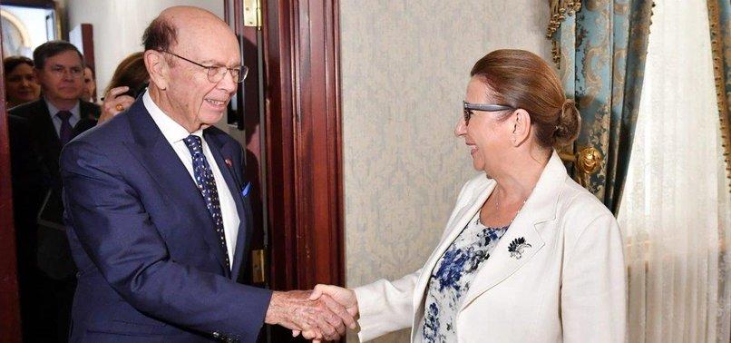 ABD Ticaret Bakanı Ross'dan Türkiye ile 100 milyar dolarlık ticaret hacmi açıklaması