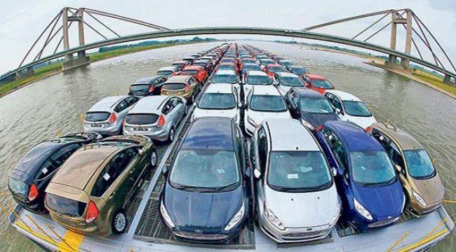 Eylülde en fazla ihracatı otomotiv yaptı