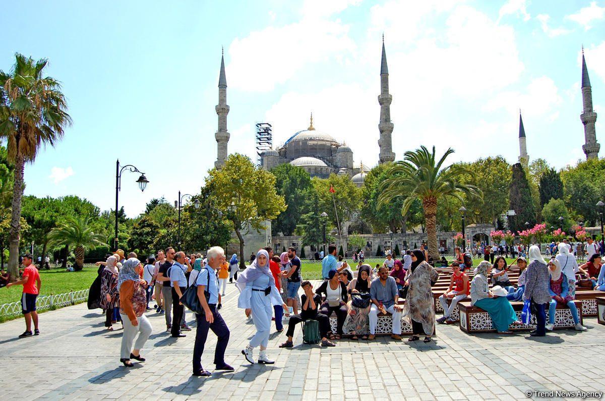 Türkiye 10 ayda 40 milyondan fazla turisti ağırladı