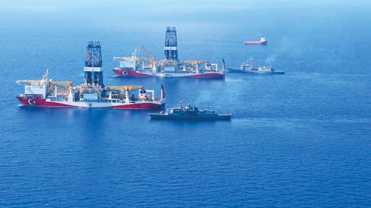 Türkiye sondaj gemisi filosunu büyütüyor