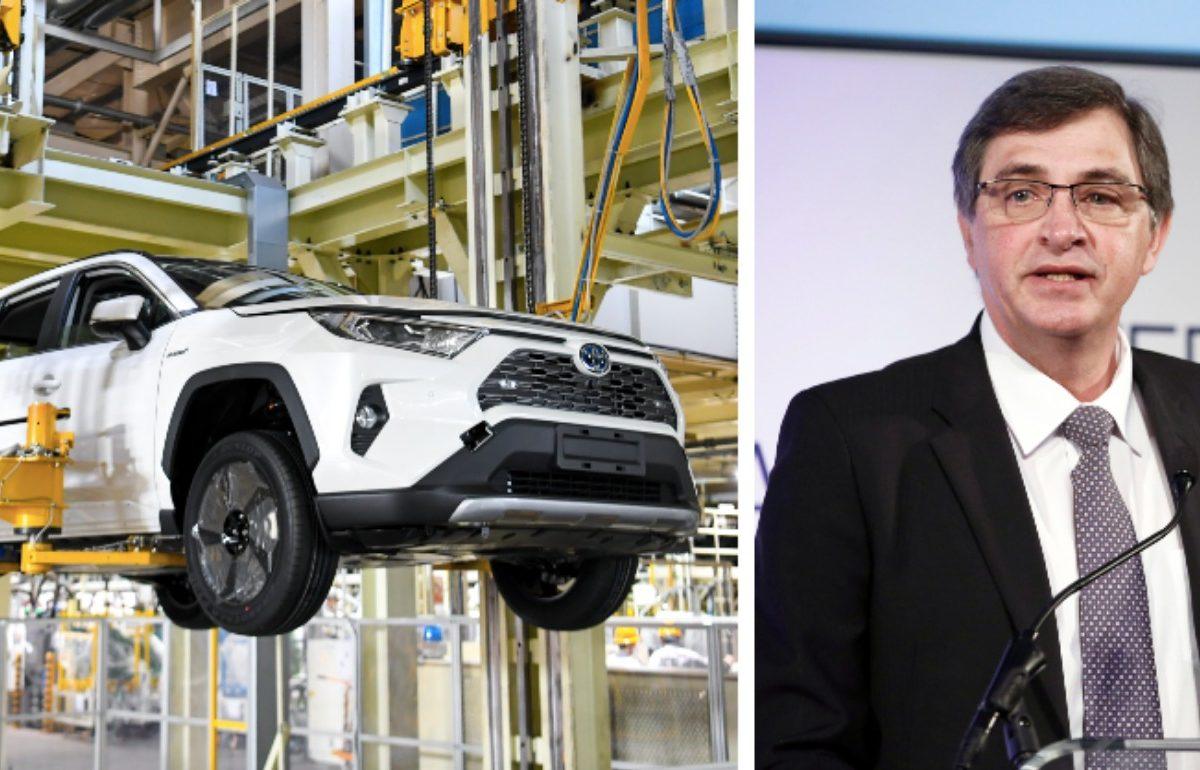 Toyota da koronavirüs nedeniyle üretime ara veriyor