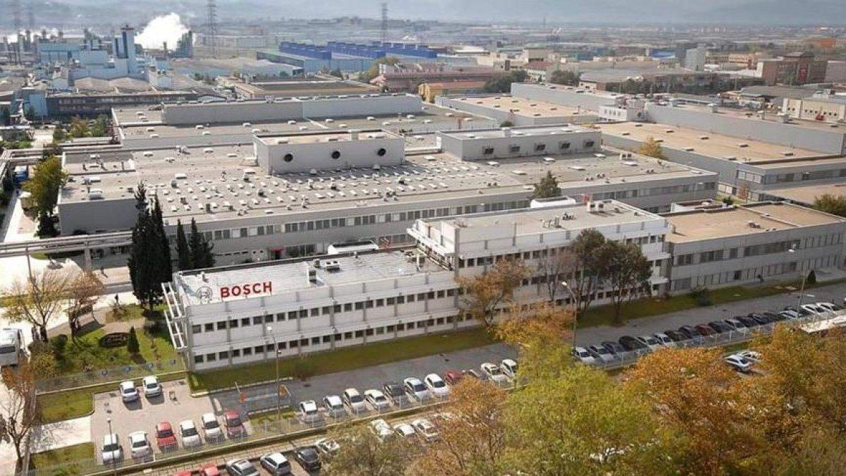 Bosch'tan Bursa'ya 500 milyon TL'lik yeni yatırım