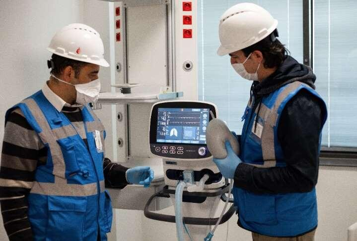 Turkey exports more than 1,000 mechanical ventilators
