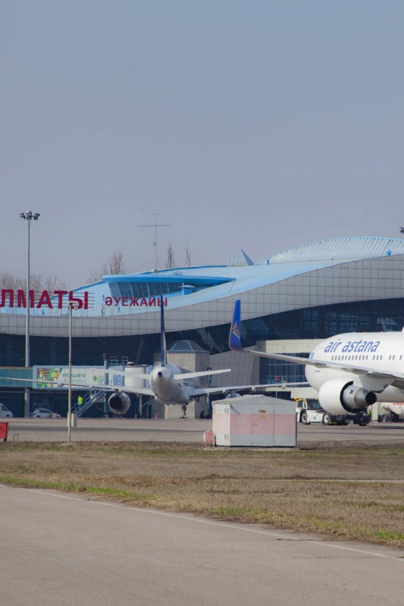 Turkish operator inks deal to acquire shares of Kazakh airport