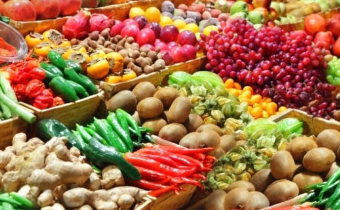 Türkiye yılın ilk 5 ayında yaş meyve sebze ihracatını geçen yıla kıyasla yüzde 20 artırdı