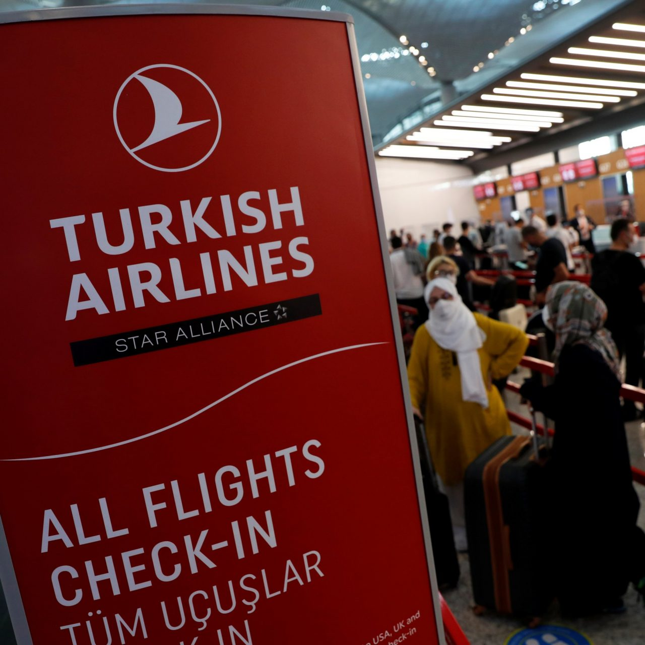 Turkish Airlines operates most flights in single day in Europe