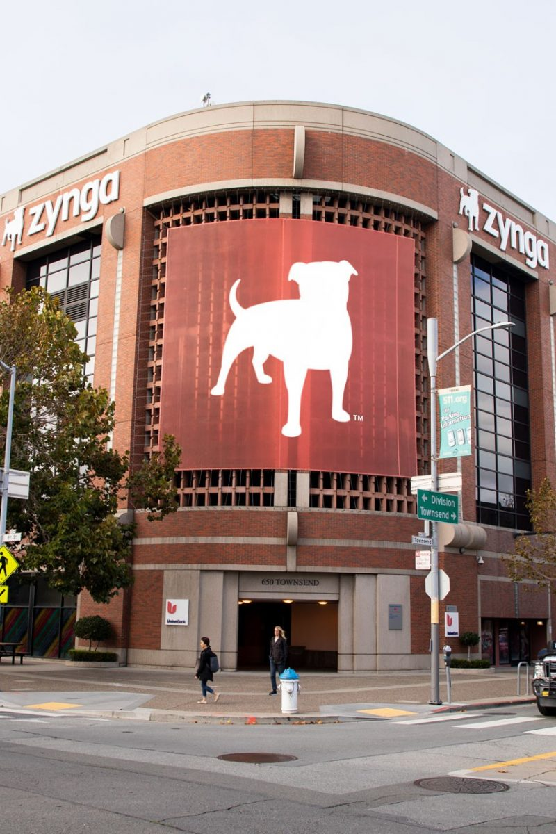 Zynga to buy Turkish mobile game-maker Peak for $1.8 billion