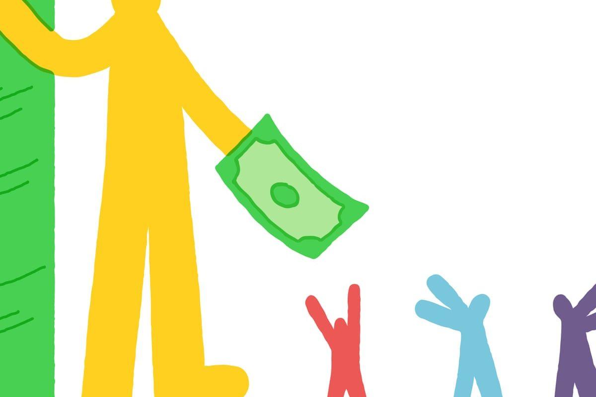 ABD'de 45 milyon kişi işsiz kaldı, zenginler servetine servet kattı
