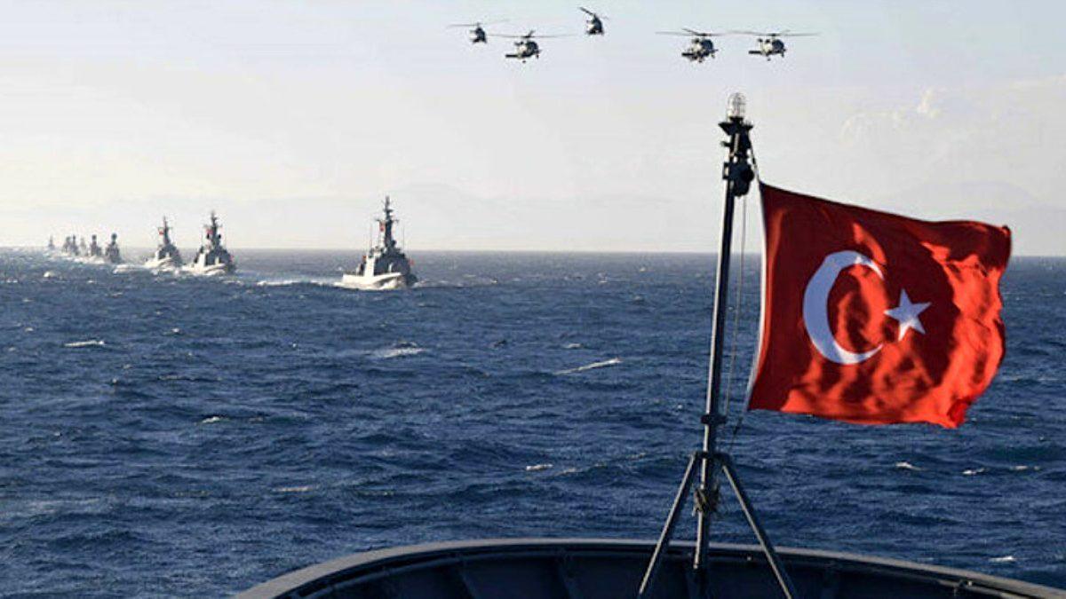 Doğu Akdeniz'de Türkiye'ye karşı 4'lü ittifak