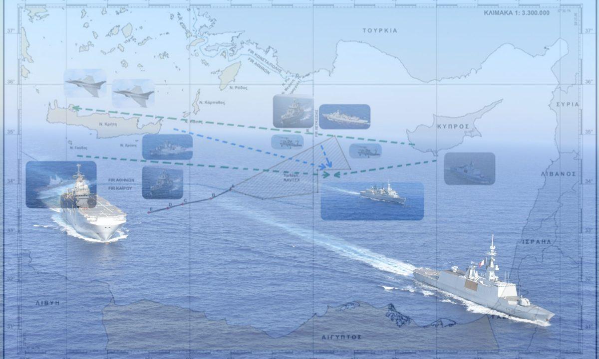 Fransa Akdeniz'de neyi amaçlıyor?