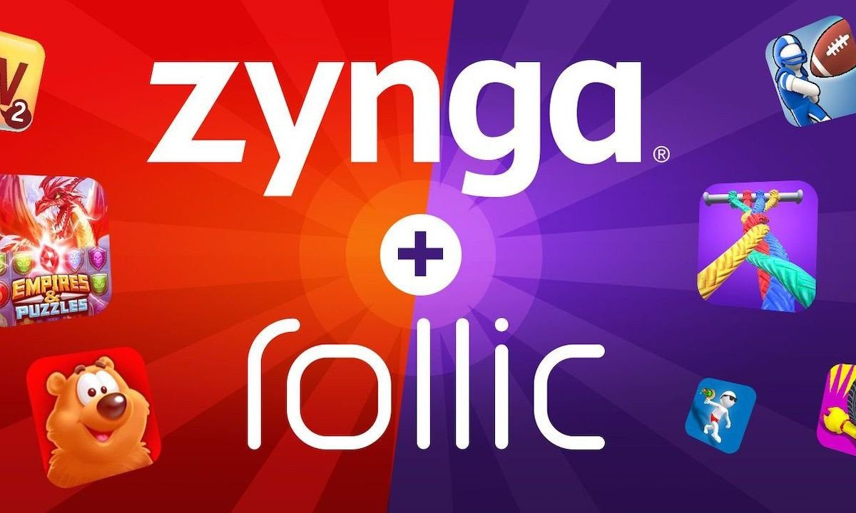Zynga, Türk oyun firması Rollic Games'i de satın aldı
