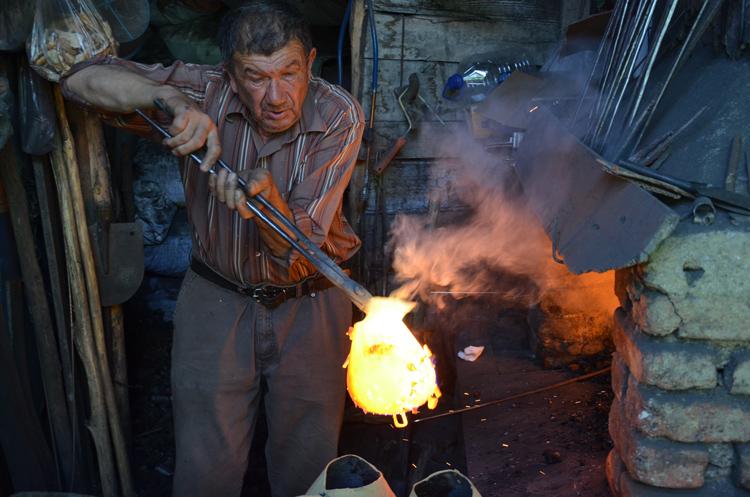 Ustalık eseri çanlar Sırbistan'dan Yeni Zelanda'ya kadar ihraç ediliyor