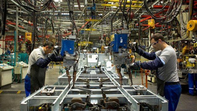 PMI endeksimiz Şubat 2011'den bu yana en yüksek seviyede
