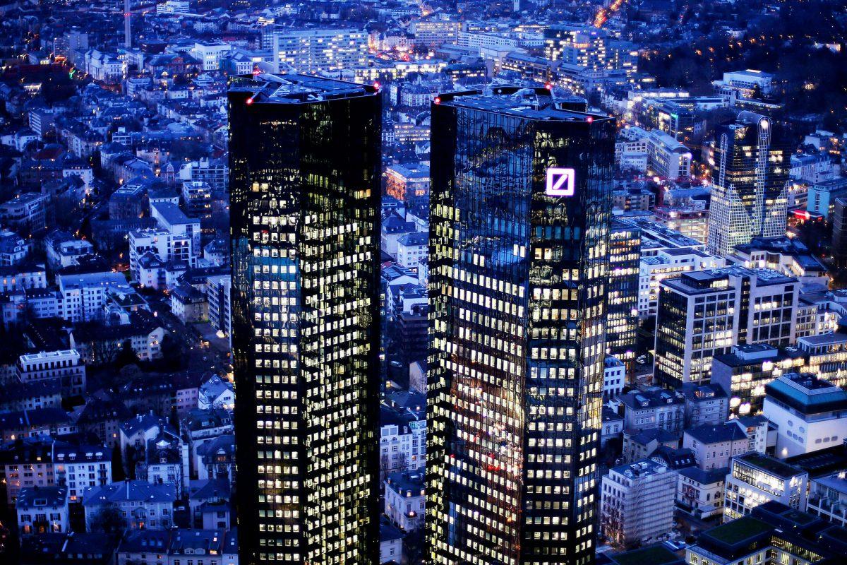 Deutsche Bank Almanya'da yaklaşık 100 şubesini kapatacak