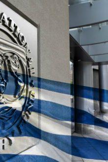 IMF Yunanistan'a borç uyarısı yaptı