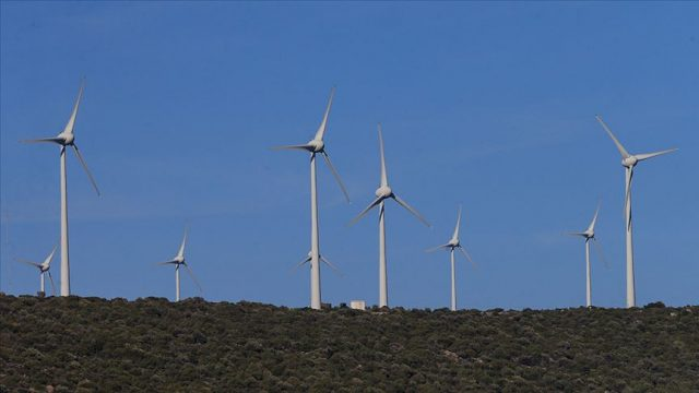 Türkiye, faaliyette olan 12 rüzgar türbin ekipman üretim tesisiyle Avrupa'da 5'inci sırada