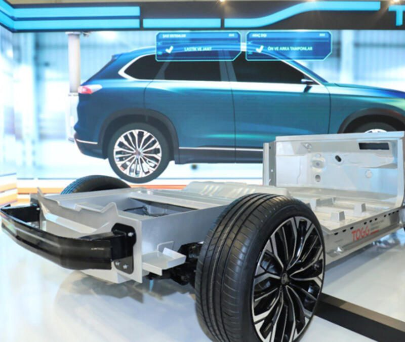 Turkey's indigenous electric car to be 68% locally made by 2026