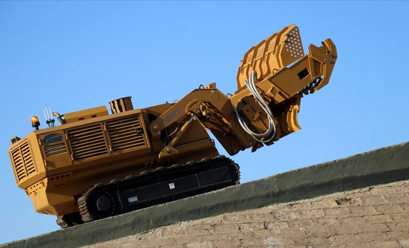 ASFAT to export Mine Clearing Equipment to Azerbaijan