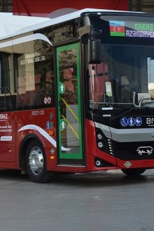 BMC to export 320 buses to Azerbaijan