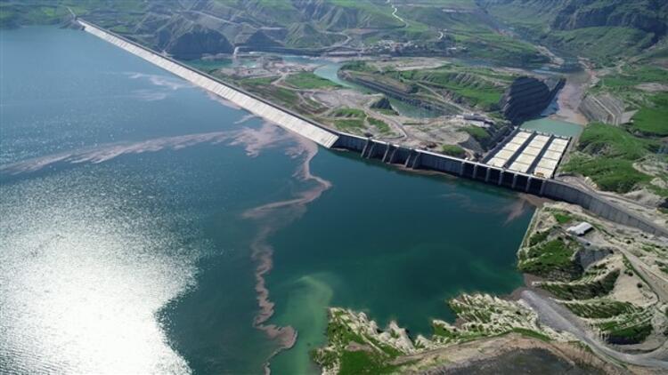 Ilısu Barajı tam kapasite enerji üretimine başladı