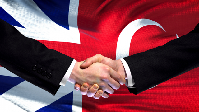 UK to sign free trade deal with Turkey this week