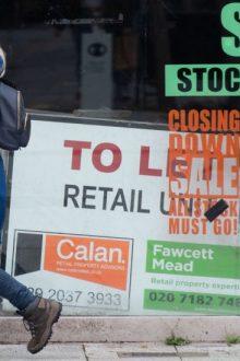 İngiltere'de işsizlik yaklaşık 5 yılın zirvesinde