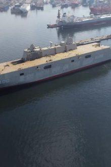 Hindistan Türkiye gemi savunma sanayi