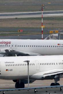 Alman havacılık firmalarına darbe