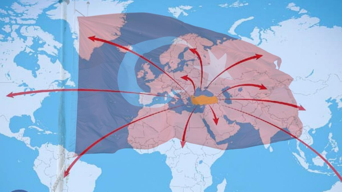 Teknoloji merkezi olarak Türkiye