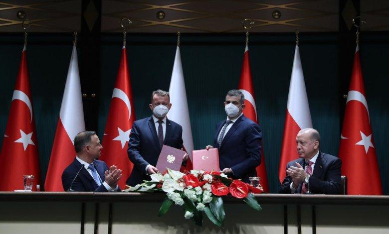 Polonya ile Türkiye arasındaki ilişkide İHA hamlesi