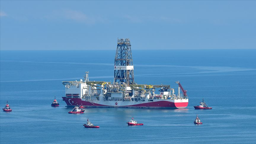 Türkiye'nin Katar'daki petrol ve doğalgaz kuyuları