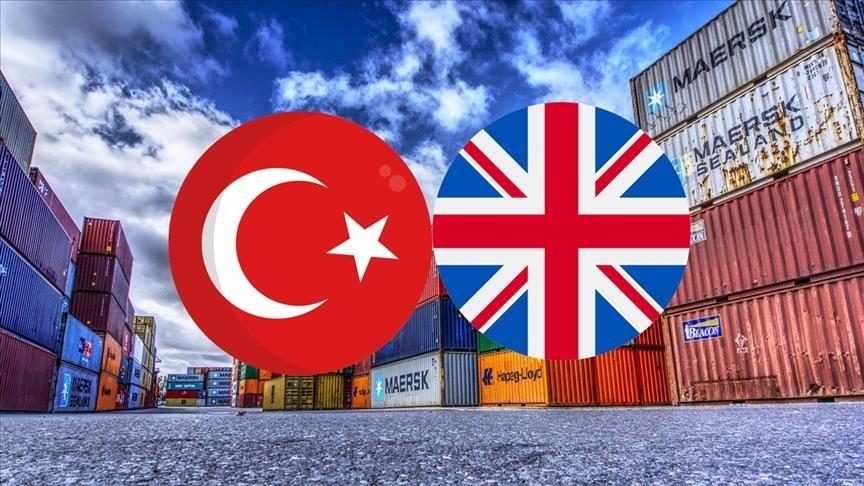 Türkiye ile Birleşik Krallık arasındaki Serbest Ticaret Anlaşması etkisini gösterdi