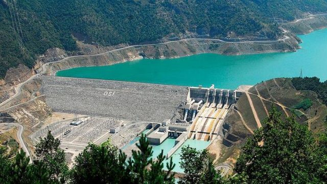 Hidroelektrik enerji potansiyeli artıyor